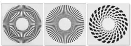 вихревой диффузор круглый