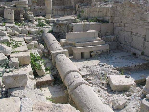 вентиляция в древнем Риме
