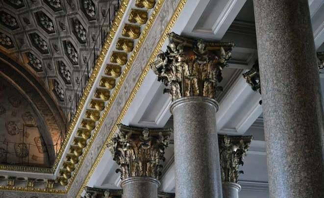 вентиляция в храме