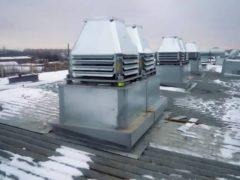 Вентиляторы для системы вентиляции: какие они бывают и как работают