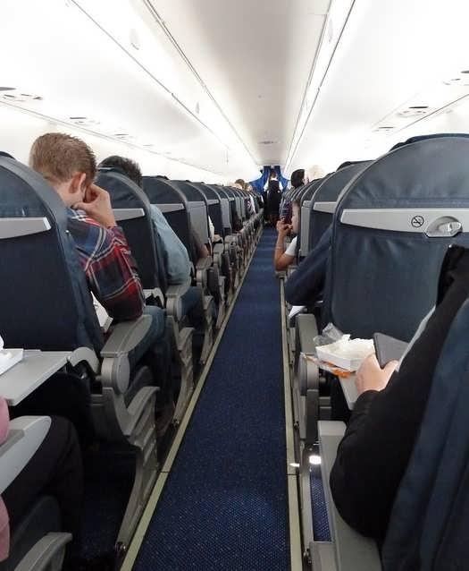 вентиляция в самолете