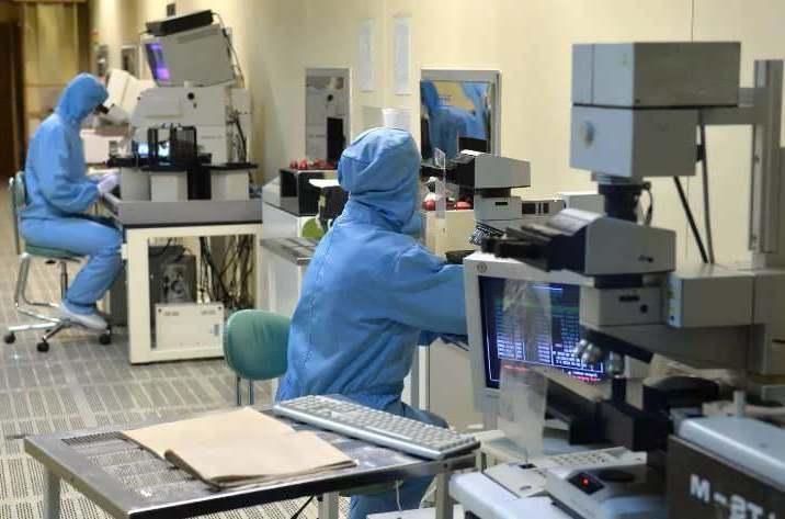 изготовление микросхем чистые помещения