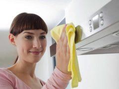 Чистим вытяжку на кухне быстро и эффективно