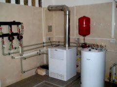 Грамотная и эффективная вентиляция в котельной в частном доме