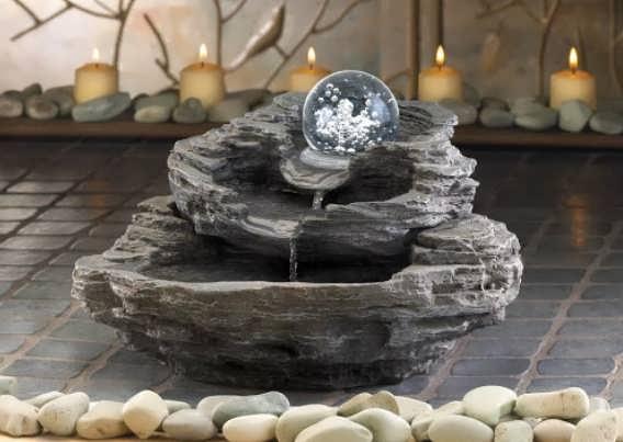 Домашний фонтанчик