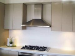 Как уменьшить шум от вытяжки на кухне